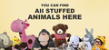 stuffed animals - toy-collecting photo