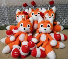 tails 玩偶