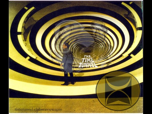 The 60's wallpaper called time tunnel