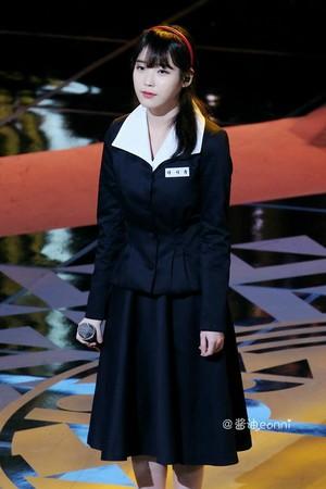 141217 IU's Performing at 35th Blue Dragon Film Awards
