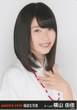 横山由依 - AKB48 2015