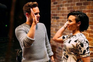 Demi and Olly