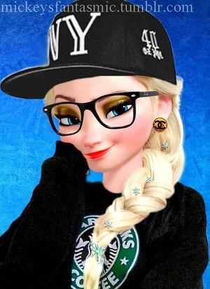 Elsa Hipster