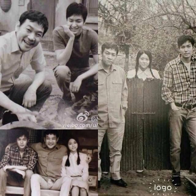 Gangnam 1970 family picture lee min ho photo 37989673 fanpop