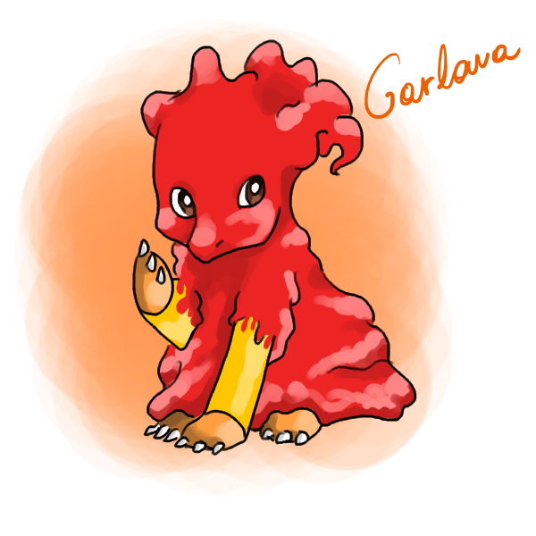 (Haron Pokemon Designs) Garlava