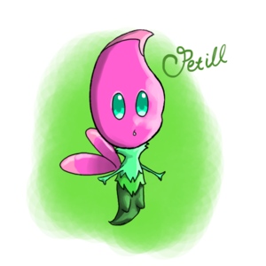 (Haron Pokemon Designs) Petill