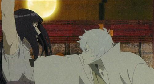Naruto Shippuuden wallpaper called *Hinata / Toneri*