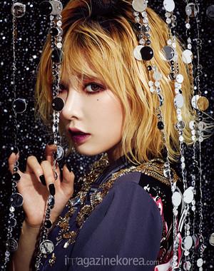 HyunA - Esquire Korea January 2014