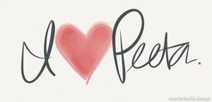 I ♡ Peeta