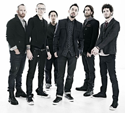 linkin park wallpaper with a business suit, a well dressed person, and a suit entitled Linkin Park