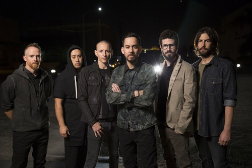 linkin park wallpaper with a business suit entitled Linkin Park