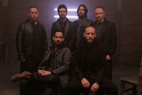 linkin park wallpaper with a business suit and a well dressed person entitled Linkin Park