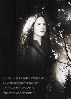 My Name is Katniss...