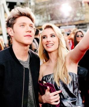 Niall and Emma