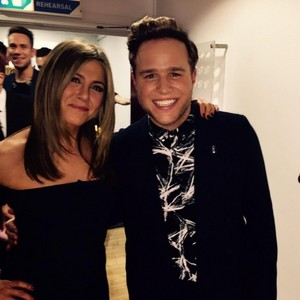 Olly and Jennifer