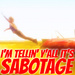 'Sabotage' - beastie-boys icon