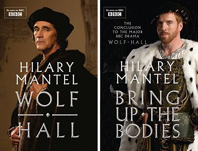 Wolf hall by mantel