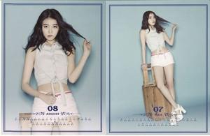 141223 आई यू 2015 Calendar Scans