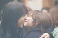 141228 Moonbyul and Wheein @ SAF Fanmeet at COEX Mall