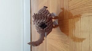 3D Origami éléphant