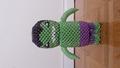 3D Origami Hulk