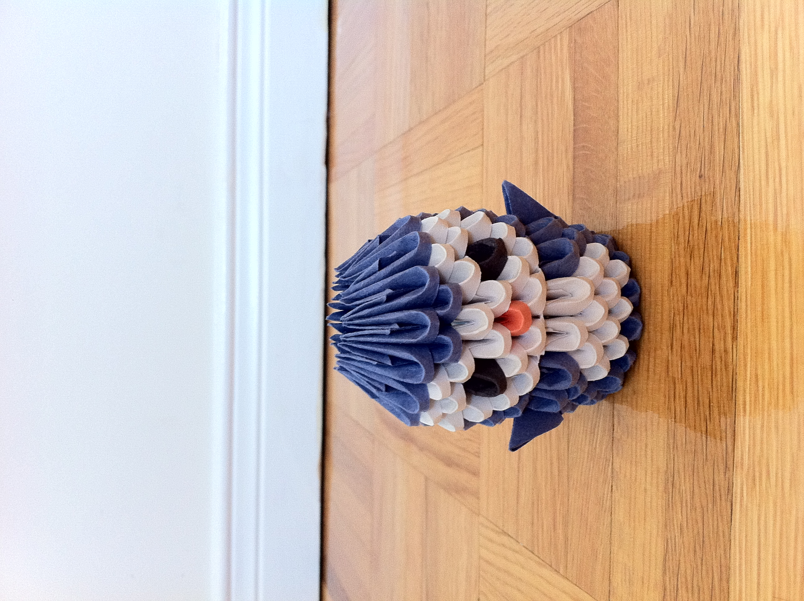 77+ 3d Origami Penguin - 3D Origami Penguin By ... - photo#38