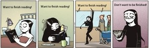 A Problem of Being a Bookworm