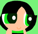 A  very big icon.. Also GET MEH OUTTA DISH BOXXXX - buttercup-powerpuff-girls icon