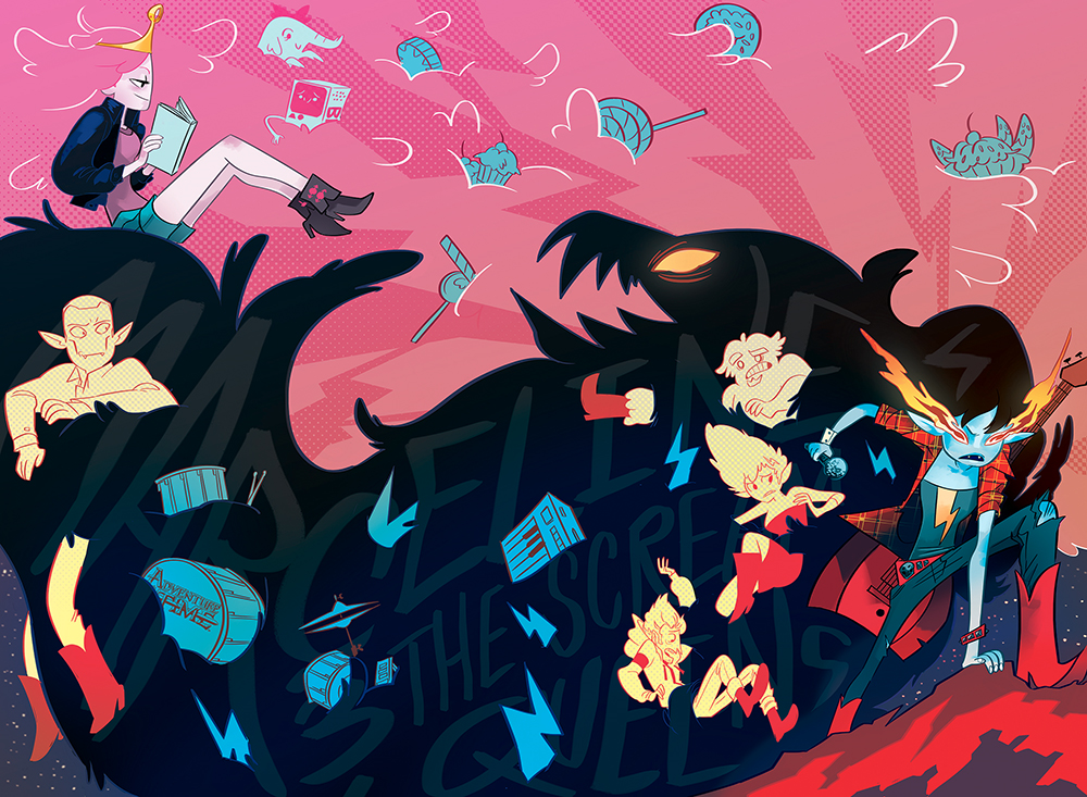 AWESOME WALLPAPER!(not bubbline)