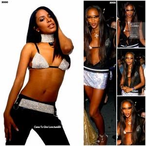 アリーヤ 2000/Naomi 2002