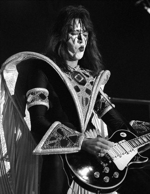 Ace Frehley 1980