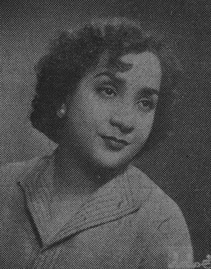 Adile Özcan İnce-adile naşit ( 1930 - 1987)