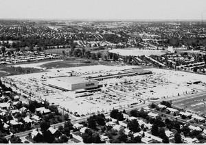 Aerial view of Stix, Baer & Fuller at River Roads