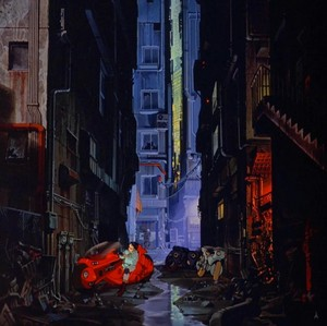 Akira Scenes