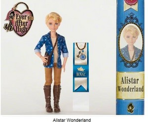 Alistair Wonderland Basic 2015