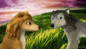 Alpha and Omega: Kate and Humphrey