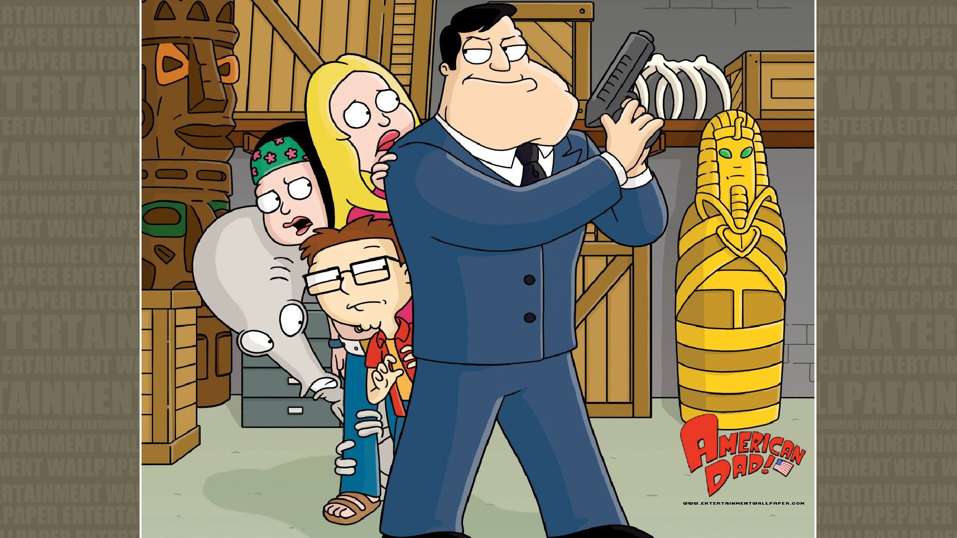 entertainment images american dad hd