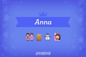 Anna Emojis