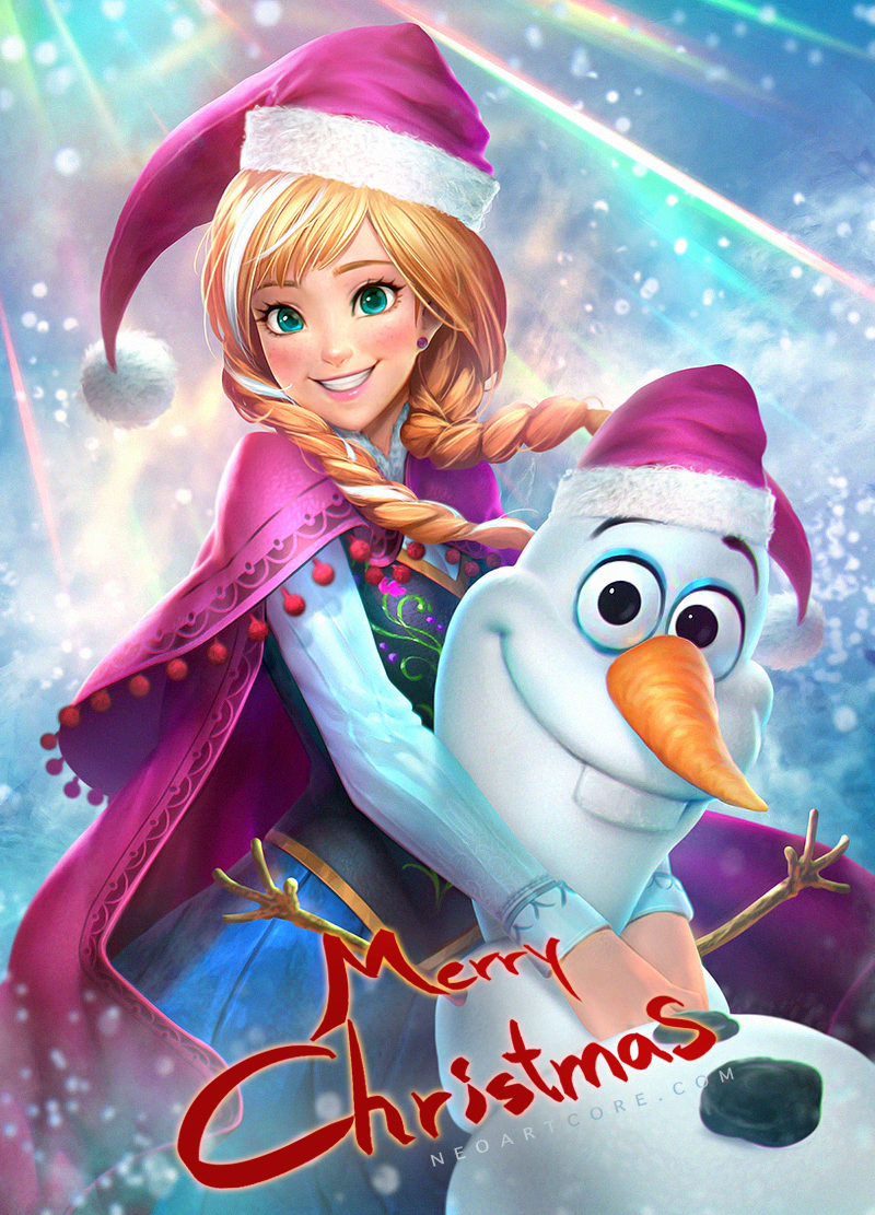 Elsa e Anna immagini Anna and Olaf HD wallpaper and background foto ...