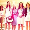 Annie, Lillian, Rita, Helen and Becca