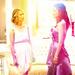Annie and Helen - bridesmaids icon