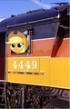 applejack Drives A Train