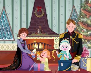 Arendelle Royal Family