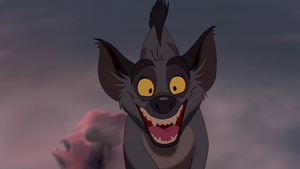 Banzai from The Lion King