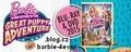Barbie & Her Sisters in The Great puppy Adventure New Movie 2015!