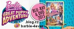 Barbie فلمیں پیپر وال containing عملی حکمت titled Barbie & Her Sisters in The Great کتے Adventure New Movie 2015!