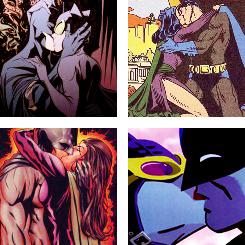 BatCat Kisses