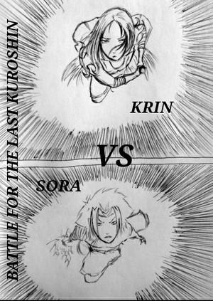 Battle for the last Kuroshin
