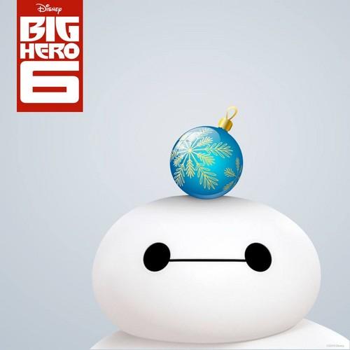 Big Hero 6 Hintergrund called Baymax