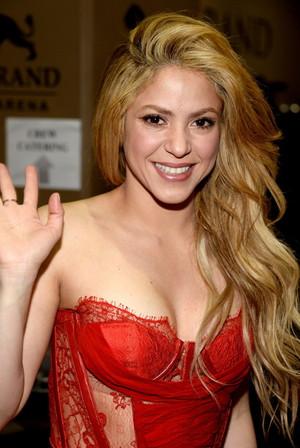 Beautiful Shakira